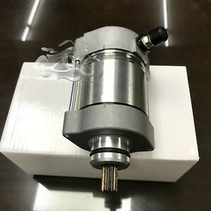 Engine Electric Starting Starter Motor Fit for Yamaha YZF R1 2004-2006 2007-2008