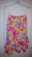 LUXUS COUTURE ESCADA Rock BLUMEN knit skirt silk pink 34/36 Romantik NP880,-TOP