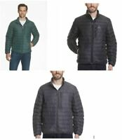 NEW Men's Gerry Jacket 650 Down Filled Puffer Warm Full Zip Variety