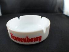 cendrier Kronembourg porcelaine bière 10,5 cm