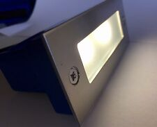 4 x  2W LED Epistar LED Wall light step light warm white deck indoor 12Volt aU