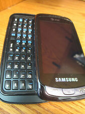 Samsung A877 Impression AT&T 3G Camera Bluetooth QWERTY Touch Near Mint