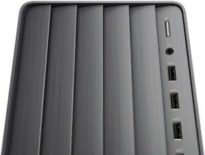 HP ENVY Desktop•Intel Core i7•16GB Memory•1TB SSD•16GB•W10H•Black