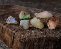 Raw OPAL AA Grade Small Stones - 5 or 25g Lot E0088