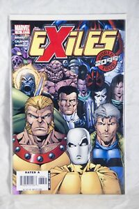 Exiles Marvel Comic Issue #76 - World Tour - 2099
