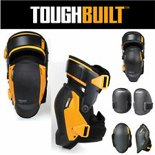 Toughbuilt Knee pads | Professional - Foam Fit | Specialist | Waterproof | Light