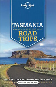 Lonely Planet Tasmania Road Trips paperback FREE SHIPPING