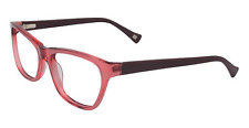 Silver Dollar Cafe Lunettes eyeglasses Cafe 3203 in Berry Size 56/18/135