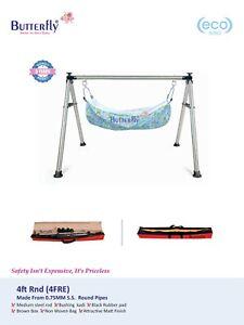 indian Style Ghodiyu Born Baby Sleep Swing Cradle shipping free and hammock free