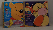 GOLDEN BOOKS POOHJUST BE NICE SPECIAL EDITIONS