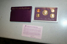 1990 US Coin Proof Set Kennedy Half Dollar Birth Year Set Free Shipping 87799007