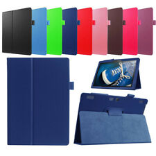 """High Quality Leather Tablet Cover Smart Case For Lenovo Tab 3 4 8.0"""" 10.1"""""""