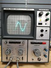 Hameg HM312 8 Oszilloskop 20 MHz 2 Kanal analog, getestet okay