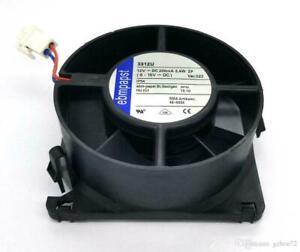 Original ebmpapst 3312U Axial flow fan 92mmX92X32mm Inverter waterproof fan 2.4W