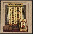 Oak Haven Booklet by Kansas Troubles Quilters (Lynn Hagmeier)
