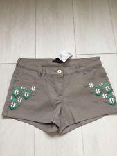 H&M Light Brown Denim Shorts 12