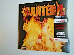 PANTERA Reinventing The Steel vinyl LP new mint sealed 180g