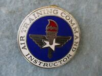 USAF Air Training Command Instructor Badge Meyer Marked WWII Occupation Korea