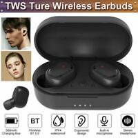 Wireless Bluetooth Headphones TWS Earbuds Earphones Mic for Xiaomi Redmi Airdots