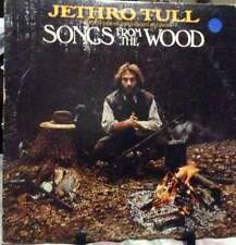 JETHRO TULL Songs From The Wood Released 1977 Vinyl/Record Album US pressed