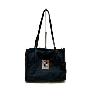 Fendi Tote Bag  Black Nylon 2004562