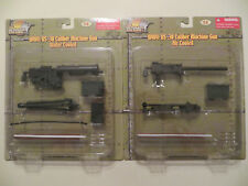 THE ULTIMATE SOLDIER 2 - WWII US .30 CALIBER MACHINE GUN SETS 1/6 SCALE NEW