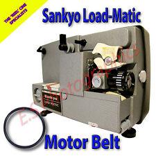 SANKYO LOAD-MATIC Standard 8mm Cine Projector Belt (Main Motor Belt)