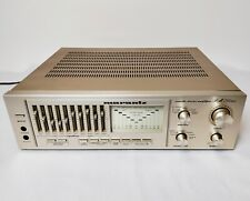 Vintage Marantz PM-750 DC Stereo Amplifier / Receiver c. 1982 - Tested - E22521a