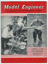 Model Engineer July 1957 Vol.117 No.2930 Percival Marshall & Co Ltd Good-