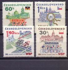 CSSR 2370-73 ** Berlin Prag Warschau; buildings; Gebäude; les bâtiments 273