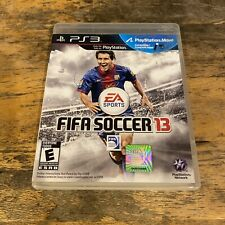 EA Sports FIFA Soccer 13 PS3 PlayStation 3 Lionel Messi