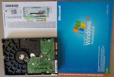 Microsoft Windows XP Professional CD e KEY italiano + Hard Disk interno