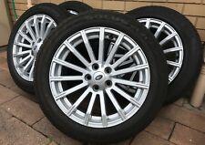 "GENUINE 19"" RANGE ROVER Wheels RIMS 90% KUMHO Tyres 255 55 19 LAND ROVER"