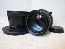 Carl Zeiss Jena DDR SONNAR 180mm f/2,8 Pentacon six Lens