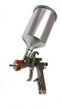 Iwata Spray Gun LPH400 LVX 1.4 tip Orange Cap with 1000cc Metal Cup New in Box