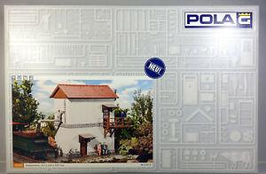 Spur G Pola 331005 Wasserhaus OVP neuwertig