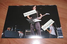 Foo Fighters Dave Grohl 20x30 live photo privato 2000 terremoto Festival Nirvana