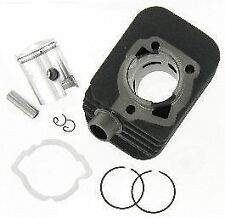 Kit cylindre piston Adaptable PIAGGIO CIAO 50  Diam :  43 mm  Axe 10mm