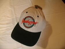 Greenville Greensboro Grasshoppers ERROR MiLB Khaki Hat/Green Brim The Game NEW