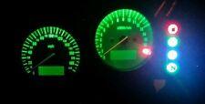 GREEN suzuki TL1000R led dash clock conversion kit lightenUPgrade