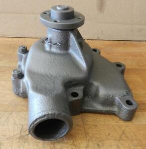 "1948-50 Packard models 6-Cyl & 8-Cyl rebuilt water pump 412417 1-1/4"" Fan Pilot"