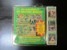 1989 90 Score Rising Star Baseball Factory Sealed Set 100 Cards Ken Griffey Jr