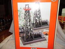 LIONEL 6-12944 455 SUNOCO OIL DERRICK OPERATING TRAIN LAYOUT ACCESSORY O GAUGE