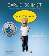 Okay for Now, Schmidt, Gary D., Good Books