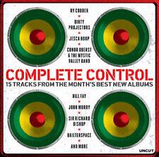 Complete Control (Uncut) and Sonic Terror (Alternative Tentacles) CD Sampler 2-p