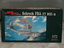 Hit Kit 1/72 Scale Schreck FBA 17 HE-2
