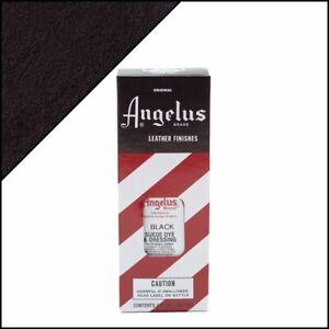 Angelus Suede Dye & Dressing Schwarz 88ml  (11,31€/100 ml)