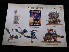 Warhammer AoS Seraphon Gul'rok's Starhost Warscroll Battalion Sheet
