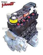 Holden Rodeo Isuzu 4JH1TC Diesel Engine Reconditioned Long  Motor Exchange