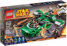 LEGO Star Wars Flash Speeder (#75091)(Retired 2015)(Rare)(NEW)